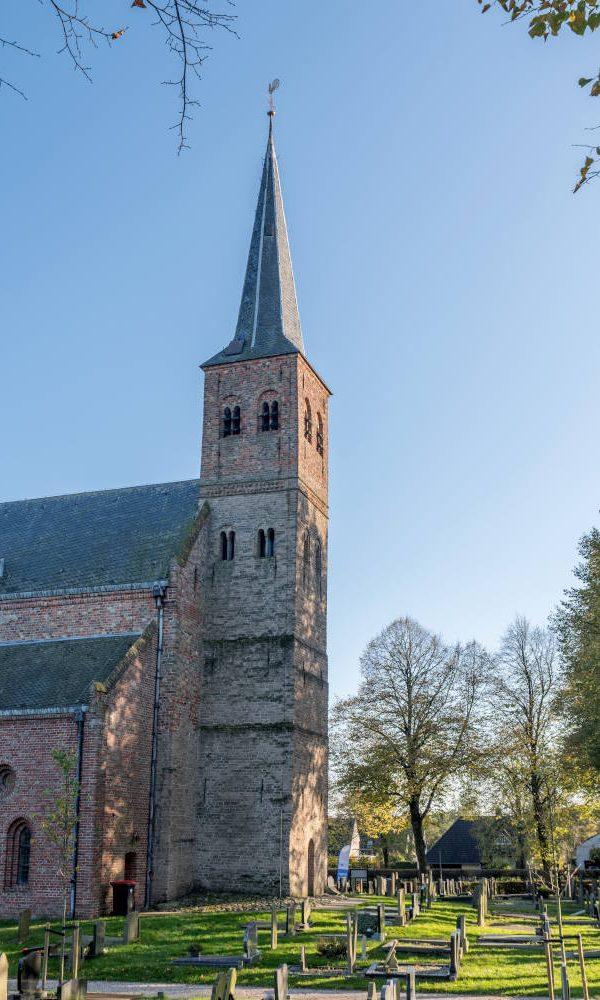 Toren Kruiskerk Burgum