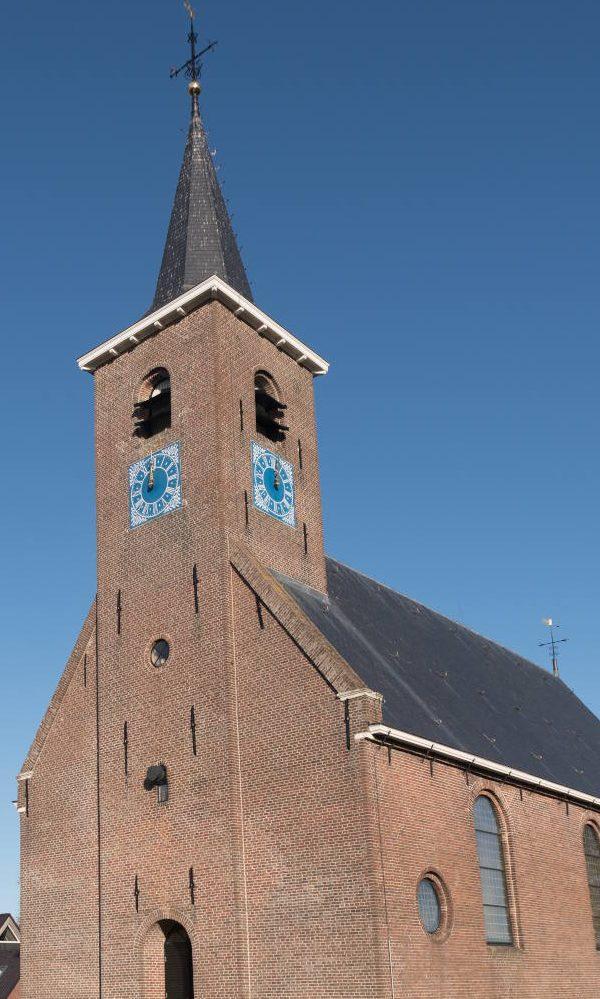 Toren Hervormde kerk Ryptsjerk