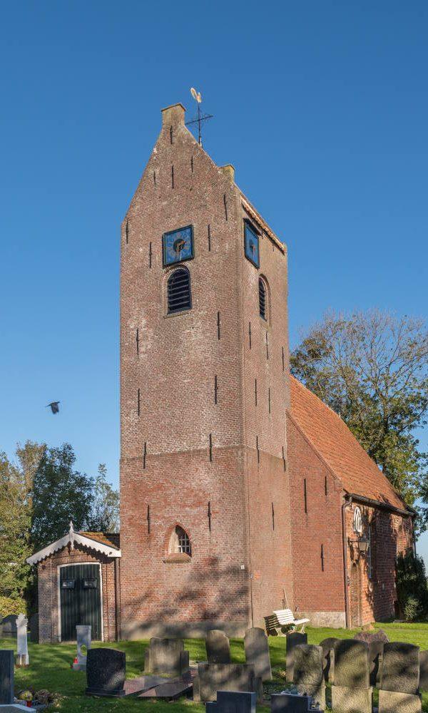 Toren St. Vituskerk Wyns