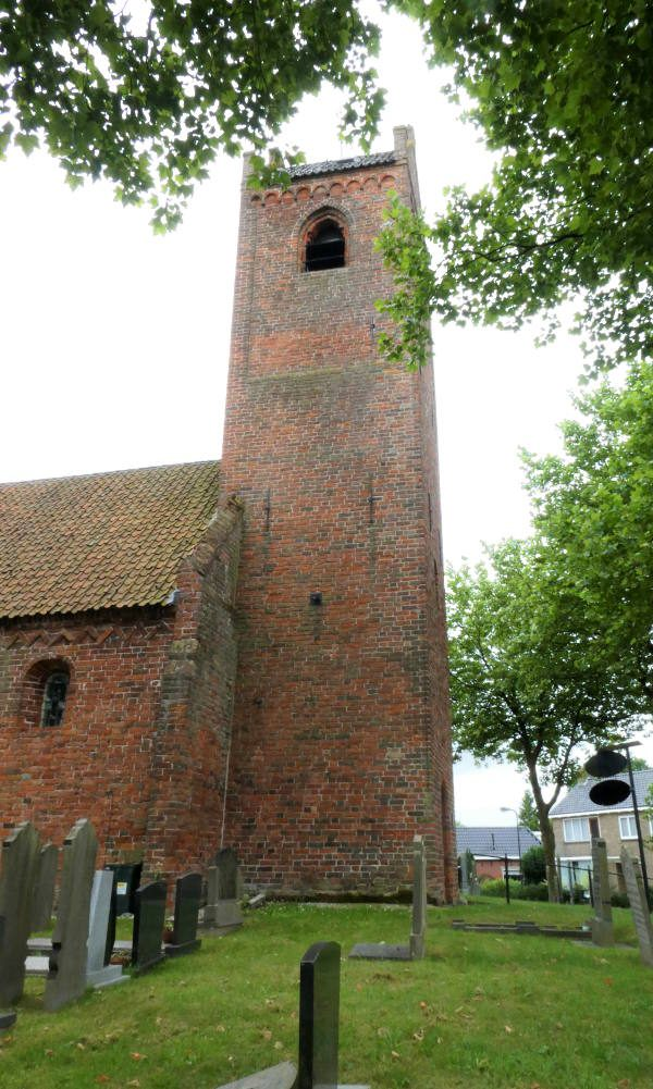 Toren St. Petruskerk Jistrum